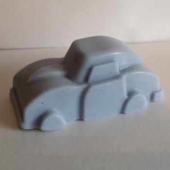 Chunky Car #1