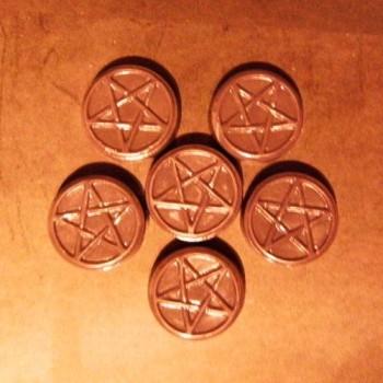 Pentagram (x 6)